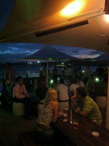 The Jetty Bar - Manly Wharf Hotel